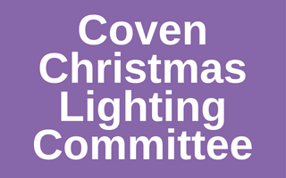 Coven Christmas Lighting Committee