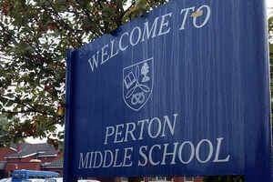 Friends of Perton Middle School