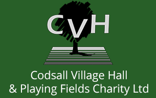 Codsall Village Hall and Playing Fields Charity Ltd