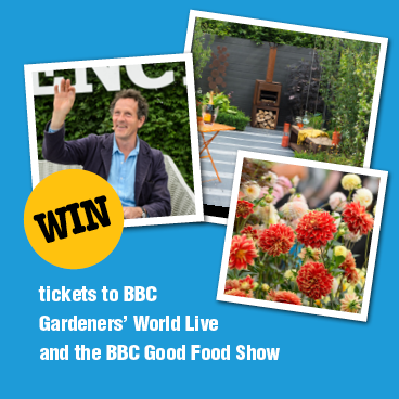 This spring WIN tickets to a tasty day out!
